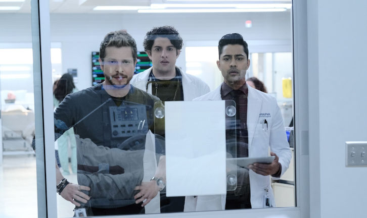 """The Resident: sinossi, promo e foto 3×19 """"Support System"""""""