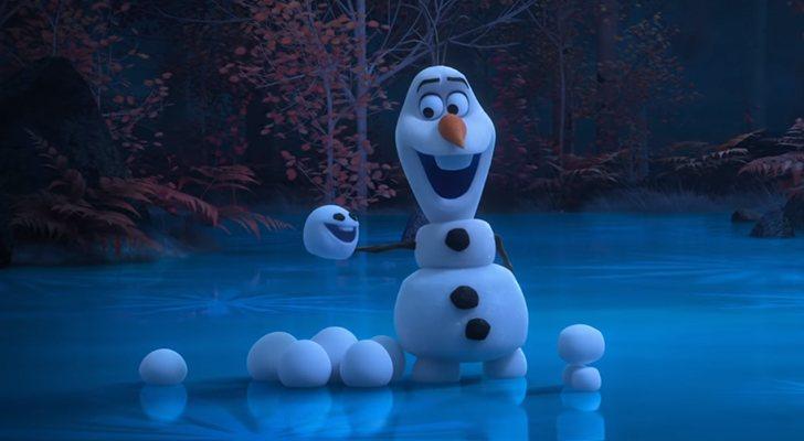 At Home With Olaf, la nuova serie di cortometraggi animati Disney su Olaf