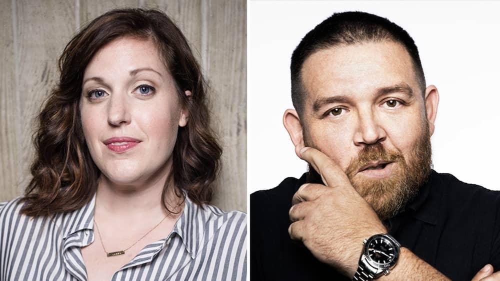 Why Women Kill 2, ingaggiati Allison Tolman e Nick Frost | Reign Of The Series